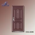 Metal Security Door-Yf-S80A