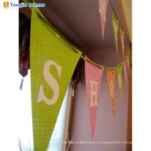 Оптовая fabirc не счастливый день рождения баннера для украшения
