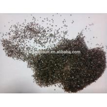 черный сплавленный алюминий пескоструя оксид черный оксид алюминия песок взрывая, черный аl2о3 абразив оксид алюминия