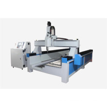 4 axis eps styrofoam 3d foam cutting machine
