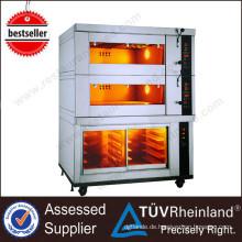 Küchen-Industrieofen Guangzhous Edelstahl-K304 für benutztes Brot