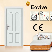 bedroom mdf inside door material pvc
