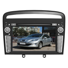 Windows CE Car DVD Player for 2013 Peugeot 408 (TS7366)