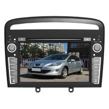 Автомобильный DVD-плеер Windows CE для 2013 года Peugeot 408 (TS7366)
