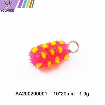 Pingente Decorativo Multicolor e com Formas