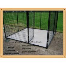 China manufacture modular 6ft backyard dog kennels