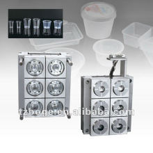 plastic thin wall cup mould with high quality