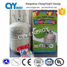 Heliumgastanks Einweg-Heliumtank Heliumgasflasche