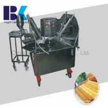 Machine multifonctionnelle à rouleaux d'oeufs alimentaires