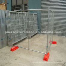 Temporary Fence (ISO 9001) Anping fabricante