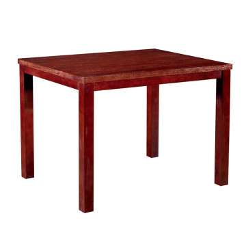 Wooden Restaurant Table Hotel Dining Table