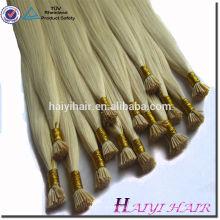 Gorgeous Long Deluxe Double Drawn cheveux slaves russes