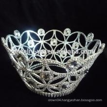 mini tiara rings crown shaped pageant tiara crown