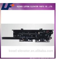 Tipo europeo de Selcom apertura lateral de dos paneles de aterrizaje puerta máquina proveedor
