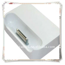 BRAND NEW Premium Dock para iPhone4 Cradle Charger para Apple iPhone4 4G 4S Docking Stand Station