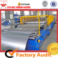 High-end Roof Sheet Crimping Curved Machine JCH roof joint tile