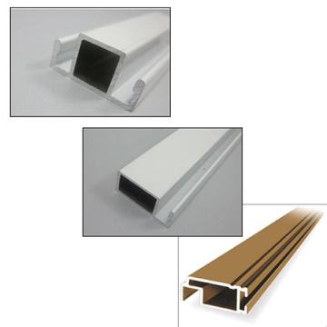 Aluminum profile for window & door