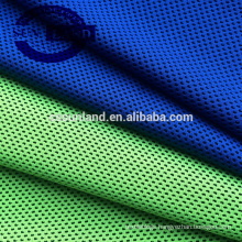 100% polyester knitted cold feeling honeycomb fabric for coolness towel  OTHER STYLE / DESIGN YOU MAY LIKE: