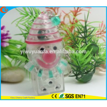 High Quality Novelty Design Christmas Sound Activated LED Keychain