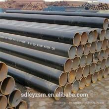 MS ERW Welded Black Steel Pipe/Tube black carbon ERW steel pipe