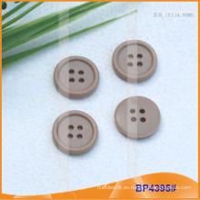 Venta al por mayor de cuatro agujeros de poliéster botón BP4395