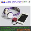 Handyverstärker Kopfhörerverstärker Akkuverstärker
