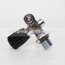 QF-2G1 valve for ISO standard 6m3 oxygen nitrogen gas cylinder