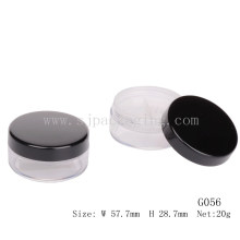 Hot Sale Simple Plastic Compact Loose Case