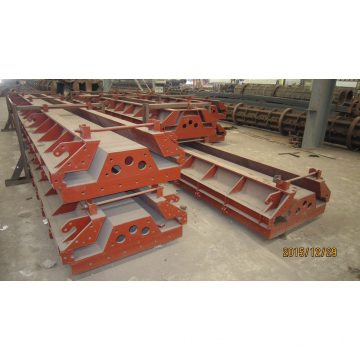 Rectangle Pile Mold U Sheet Pile Mold