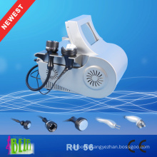 Professional RF Ultrasonic Vacuum Bipolar RF Fat Dissolving Slimming Machine