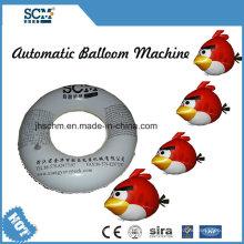 Máquina de balão de folha de alumínio de alta qualidade, máquina de balão de folha de alumínio