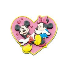 Heart Shape Soft PVC Pins