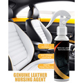 Advanced Leather Surface Treatment Agent