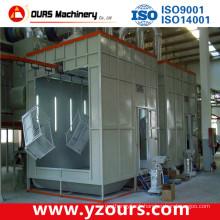 Aluminum Extrusion Powder Coating Production Line