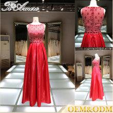 Alibaba China Applique mujeres damas vestido de novia de la dama de honor