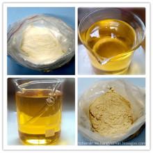 Anabólicos Hormona Esteroide en polvo Aceite de testosterona para el culturismo