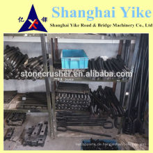 Versorgung shangbao Parker Backenbrecher Ersatzteile Verschleißteile Schrauben, Muttern Waschmaschine E-Mail: export@ykcrusher.cn
