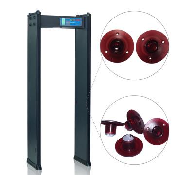 20 níveis de segurança High Precision Warehouses Checking Archway Metal Detector