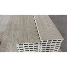 White Color WPC Deck Floor