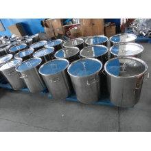 Barril de cerveja / chaleira inoxidável de 15 galões / chaleira de aço inoxidável