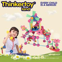 Самые модные детские развивающие игрушки Пластиковые строительные блоки