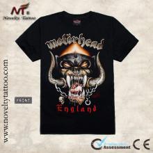 Projeto do tatuagem da cabeça do motor T100162 - Tatu Camisetas