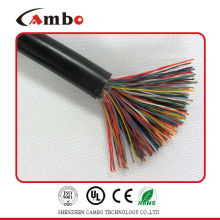 self supporting aerial cable telephone 6 wires