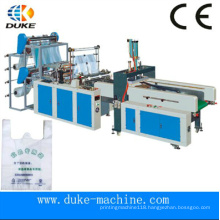 Hot Selling! Gbde-600 Hot Sale High Speed Automatic T-Shirt Bag Making Machine
