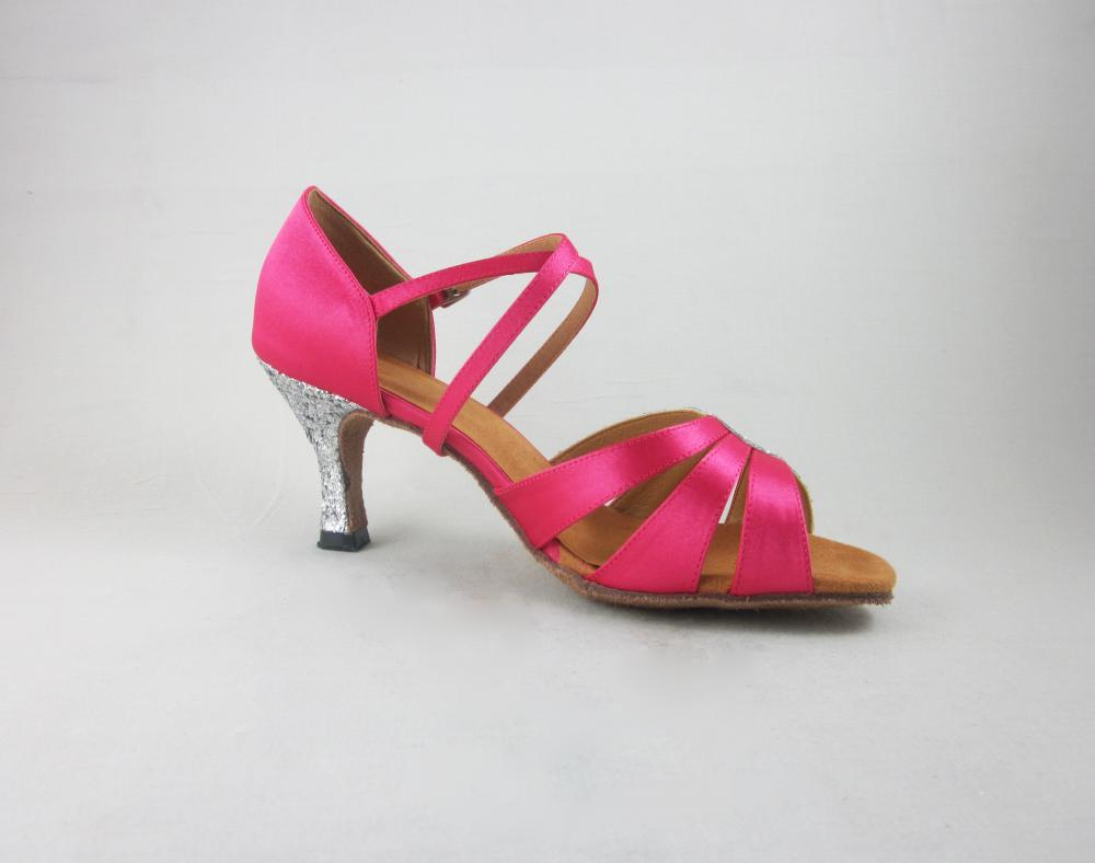 Girls Pink Dance Shoes