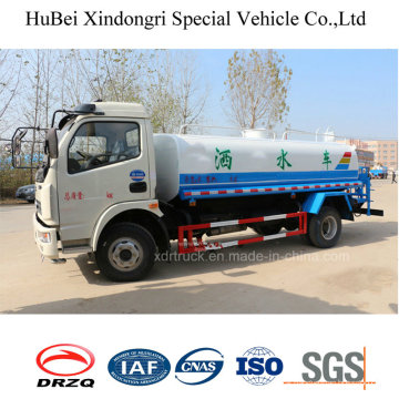 8cbm Dongfeng Special Street Sprinkler Truck for Road Cleaning Purpose