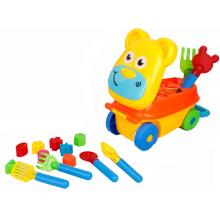 Verão, brinquedo, crianças, areia, praia, brinquedo, car, en71 (h1336164)