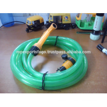 Water gun for cleaning vehicles, watering plants