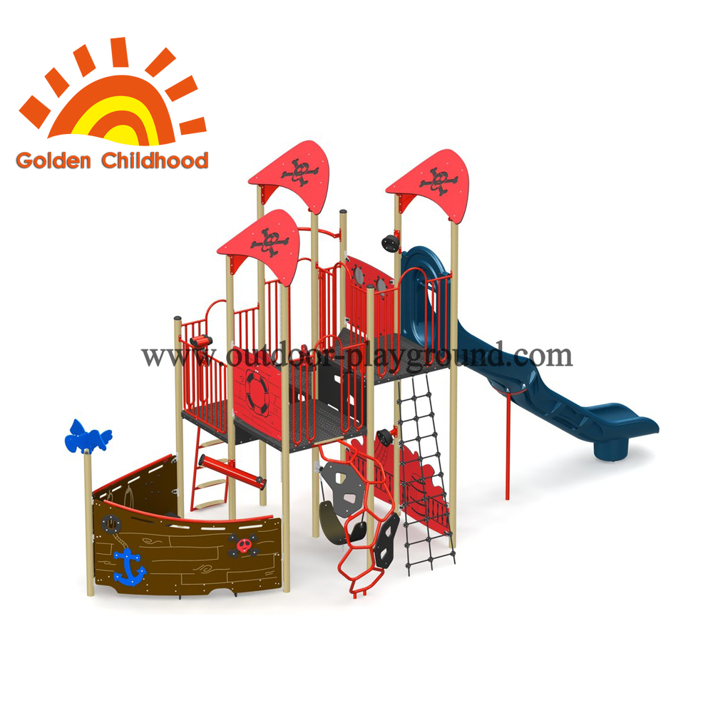 Sea Rover Outdoor Playground Equipment
