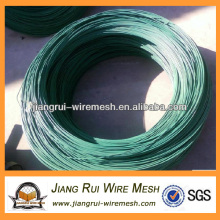 pvc coated wire coil